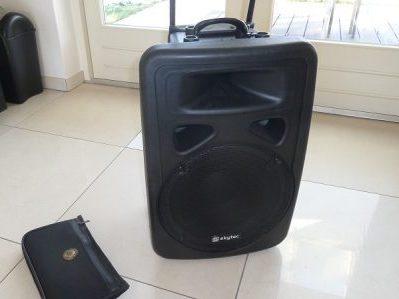 Muziekbox 600 watt