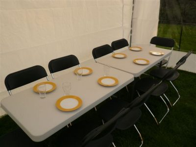Buffettafel klein 122x61