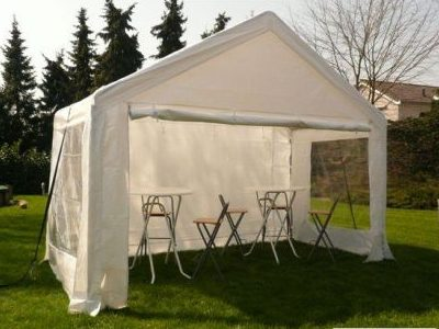 Partytent 4x2