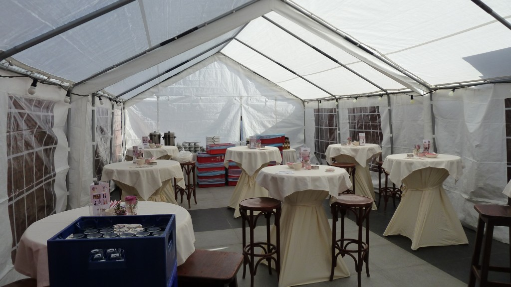 Partytent 5x10