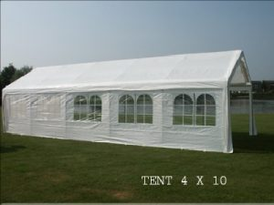 Partytent 4x10